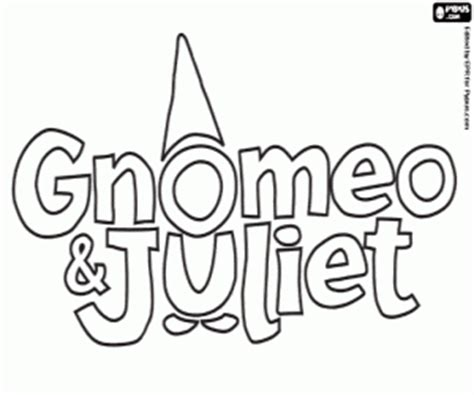gnomeo and juliet coloring pages printable games