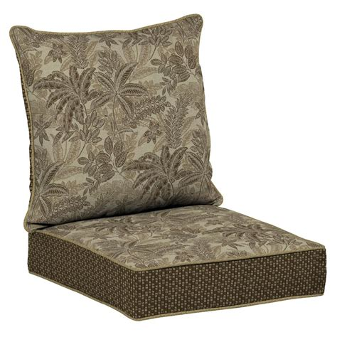 Outdoor Cushions by Hton Bay Canvas Paprika 2 Seating Outdoor