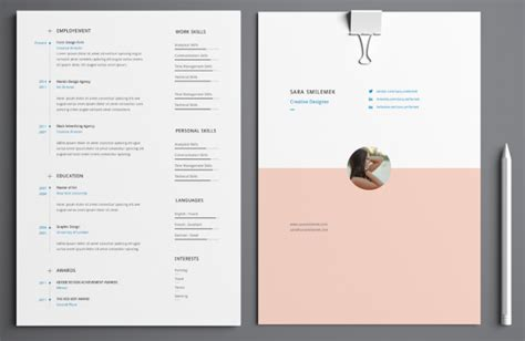 The 17 Best Resume Templates For Every Type Of Professional Hubspot Resume Templates