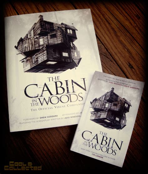 Reading Evil Book In Cabin by Book Report The Cabin In The Woods Feature