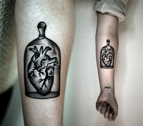 bell jar tattoo jars i am and on