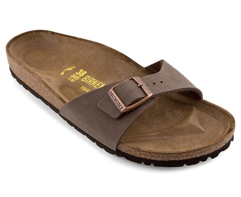 Sandal Best Jelt Mocca birkenstock madrid narrow fit sandal mocca great daily deals at australia s favourite