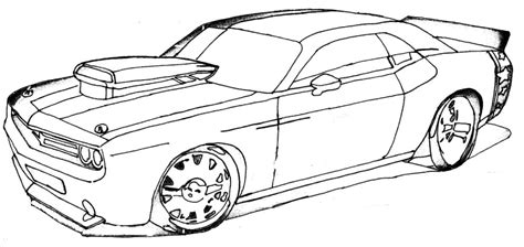 muscle car coloring pages online 9 image colorings net