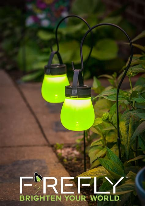 firefly solar lights firefly silicone lights