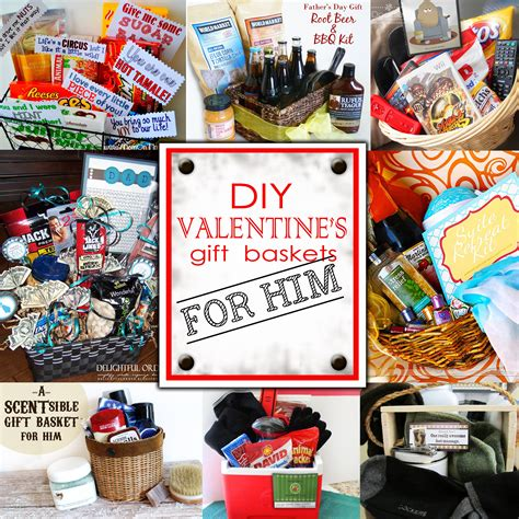 day gifts ideas for him s day diy gift basket ideas rootbeer bbq gift