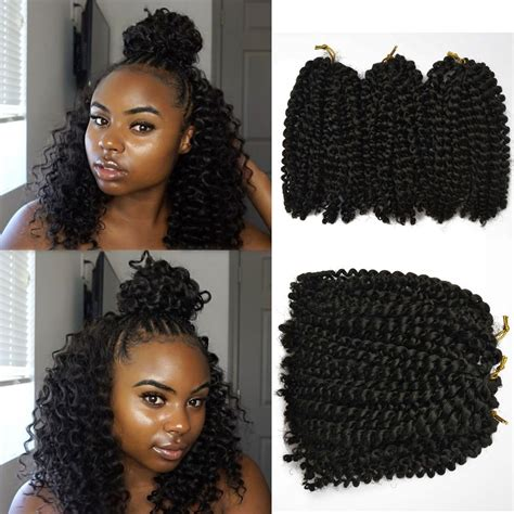 hair colour dvp amazon com 8 inch short marlybob crochet hair 6 packs