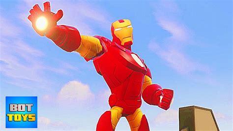 iron man dibujos animados en espanol caricaturas