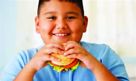 Imagenes Niños Obesos   los ni 241 os 191 deben hacer dietas alicia crocco