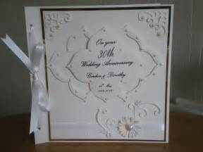 30th wedding anniversary anniversary cards