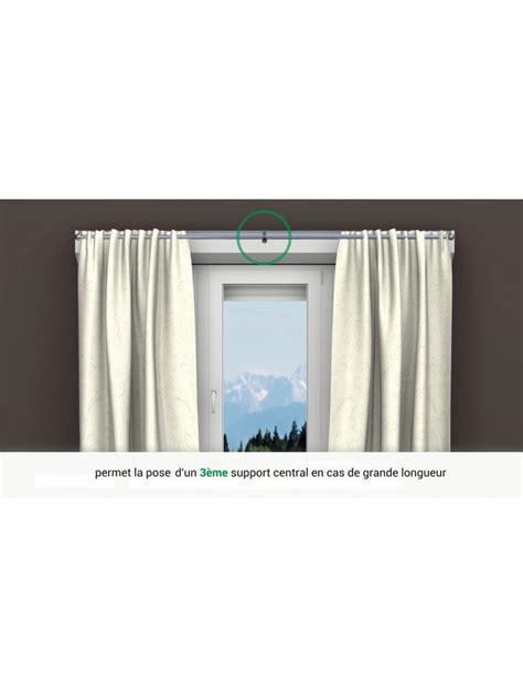 Support Pour Tringle Rideaux Sans Percer by 2 Supports Sans Per 199 Age Pour Tringle 192 Rideaux 216 20mm