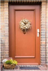 6 most popular colors to paint a front door add value to your home