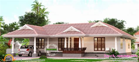 single floor house plans kerala kerala model single storied home kerala home design and