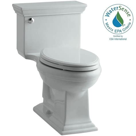 kohler memoirs 2 1 28 gpf single flush elongated