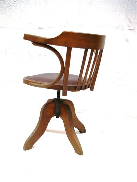 fauteuil bureau bois fauteuil baumann bois et cuir jpg chaises tabourets