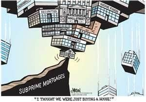 how crackpot egalitarianism caused the sub prime mortgage