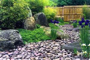 landscaping with river rock 12 river bed landscaping made of glass river rocks