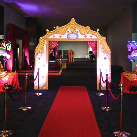 Theatrical Curtains by Staging Dimensions Brisbane Prop Hire Brisbane Event