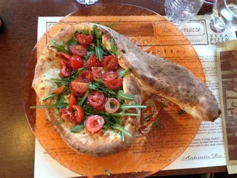 la terrazza san giuliano milanese una pizza strana ma buonissima picture of la