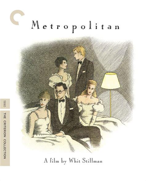 Metropolitan 1990 The Criterion Collection