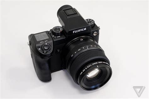 new fuji fujifilm s new gfx is a sensor wrapped in an