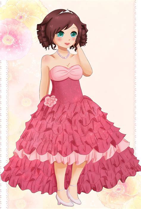 Imagenes De Quinceañeras Anime | quinceanera by oniinu on deviantart