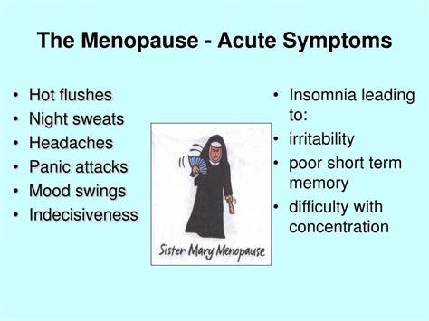 post menopause mood swings ppt the menopause and hrt powerpoint presentation id