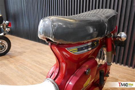 vlog honda  koleksi trio motor banjarmasin