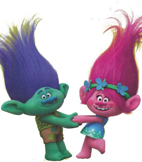 imagenes png troll png poppy y branch trolls by yourprincessofstory on