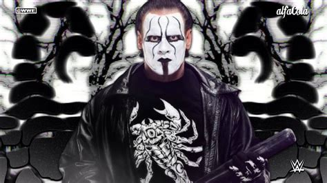 theme song sting wwe sting quot out from the shadows quot v2 theme song 2015