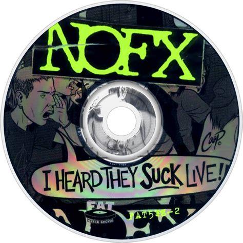 Vinyl Nofx I Heard They Live Lp nofx i heard they live