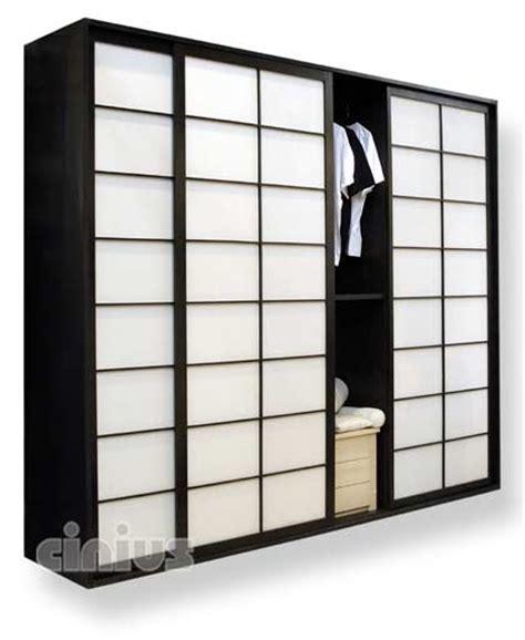 armadi giapponesi armadio in faggio di cinius legno massello e ante