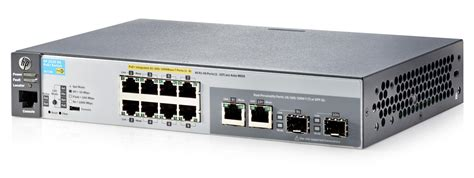 Hpe 2530 8g J9777a Aruba Layes 2 Managed 8port Switch Gigabit j9774a aruba 2530 8g poe switch mayflex