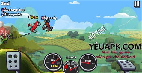 mod game hill climb racing hill climb racing 2 mod kim cương offline cho android