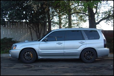 custom subaru forester reif erik 2004 subaru forester specs photos modification