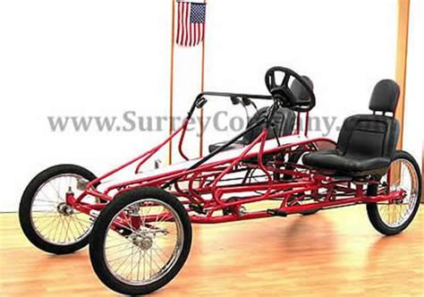 All About Bicycle 4 road runner 4 wheel recumbent bicycle for 2 395 00