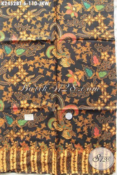 produk kain batik ikan jokowi batik halus kwalitas