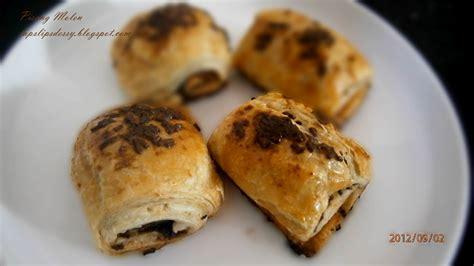 Pengiris Pisang Dalam Sekali Potong lapslips dessy pisang molen coklat keju pastry