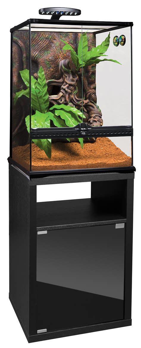 exo terra crested gecko kit xxcm cabinet