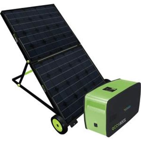 upg 1 800 watt and play portable solar power