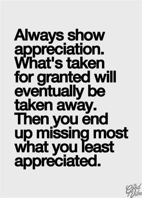 quotes about appreciation appreciate a quotes quotesgram