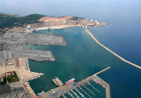 port of bar montenegro turkish company buys majority stake in port of bar
