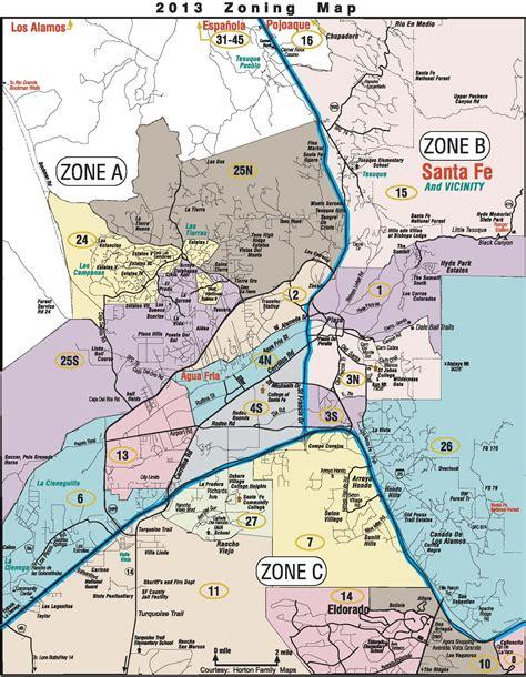 Santa Fe Property Records Map Santa Fe Area Bnhspine