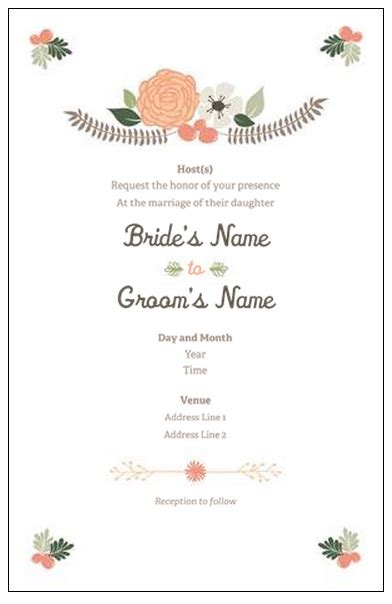 Printed Wedding Invitations Carlson by And Carlson Craft Blue Wedding Invitations