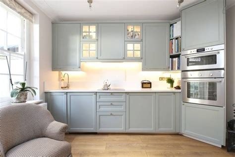 farrow and kitchen ideas ikea kitchen painted in farrow pigeon house