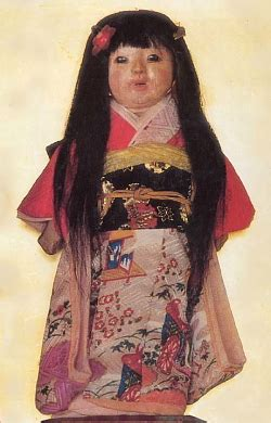 haunted japanese doll hair grows okiku ghost story of japanese haunted