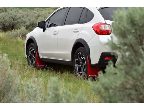 subaru mud rally armor ur mud flaps crosstrek 2013 2017