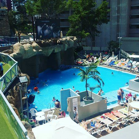 Magic Rock Gardens Hotel Benidorm Magic Aqua Rock Gardens Picture Of Magic Aqua Rock Gardens Benidorm Tripadvisor