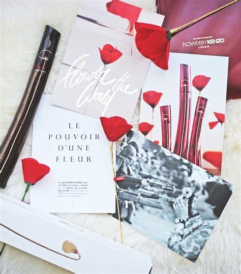 Parfum Kenzo Leopard flower the world le monde de tokyobanhbao mode