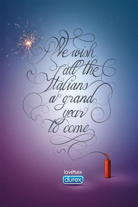 new year advertisement 2014 durex quot happy new year quot print ad by rscg milan