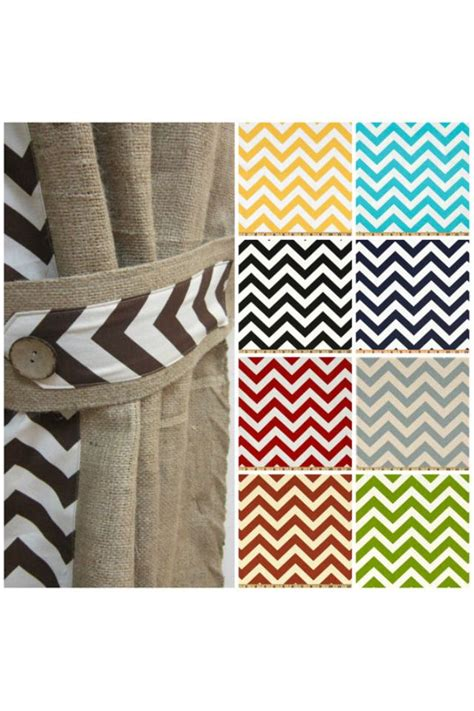 burlap chevron curtains 1000 ideas about burlap curtains on pinterest rustic